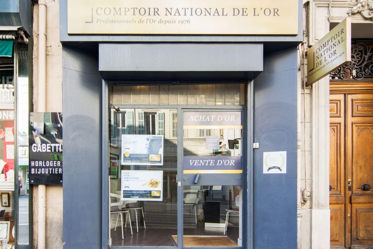 Notre meilleur comptoir d'achat d'Or à proximité de Aubagne (13400)
