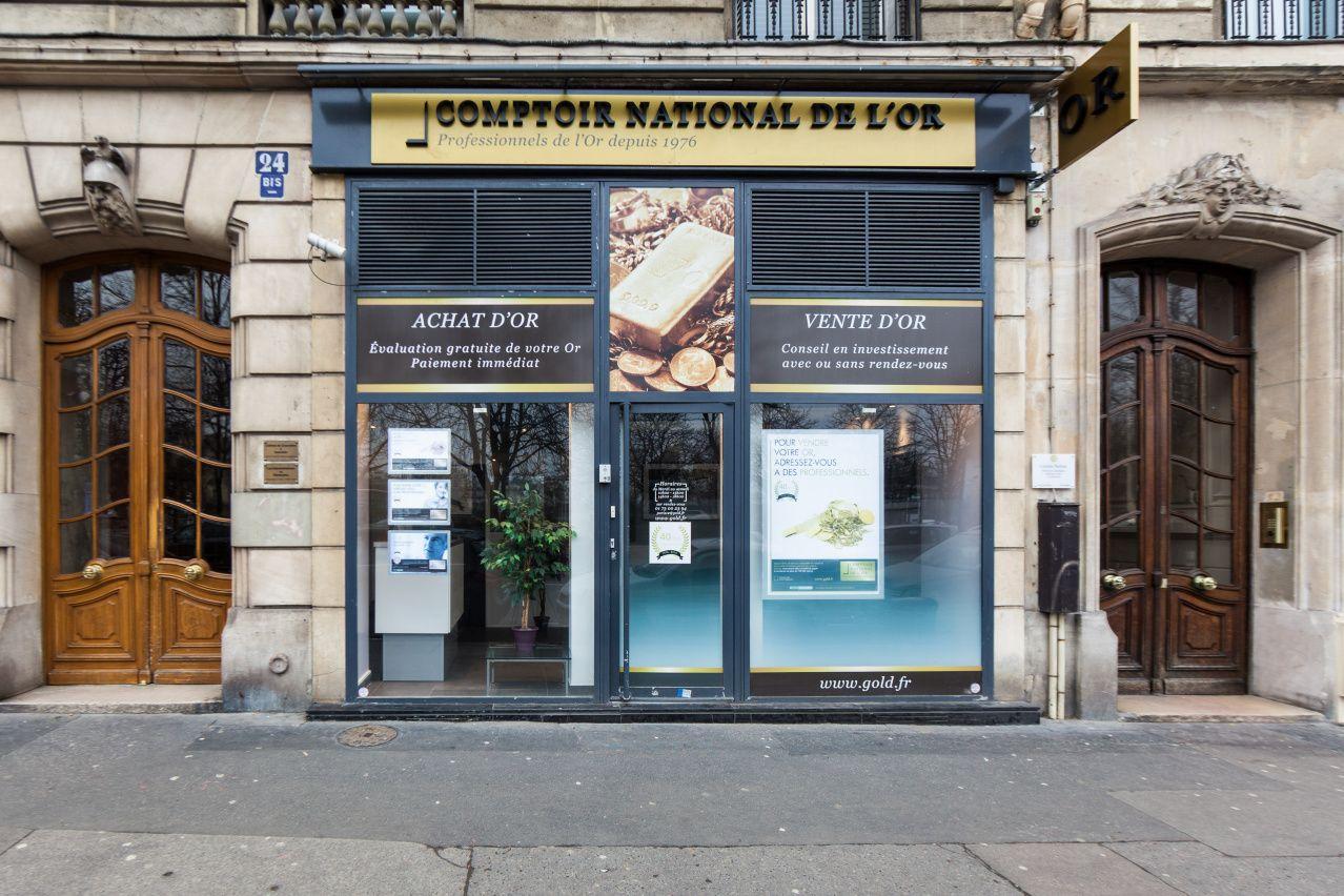 Notre meilleur comptoir d'achat d'Or à proximité de Nanterre (92014)