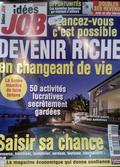 """Comptoir National de l'Or dans le Magasine Entreprendre """"Idées Jobs"""""""
