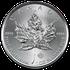 Maple Leaf 1oz - Platine en Or