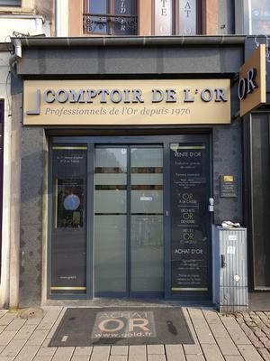 Comptoir National de l'Or Strabourg Kléber Comptoir National de l'Or Strasbourg Kléber
