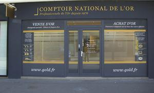 Achat Or & Vente d'Or Saint Nazaire 44600 Rachat d'Or à Saint Nazaire Comptoir National de l'Or Saint Nazaire