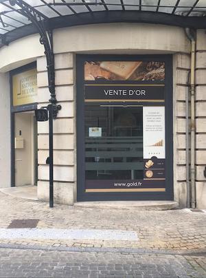 Comptoir d'Achat d'Or Bourges acheter lingot or bourges