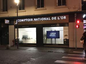 Comptoir d'Achat et de Vente d'Or de Cherbourg