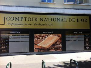 Comptoir d'Achat d'Or de Caen