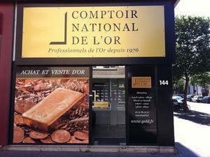 Comptoir de Rachat d'Or de Caen