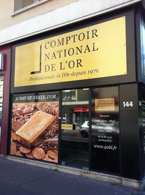 Comptoir de Vente d'Or de Caen