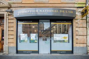 extérieur comptoir Toulouse Extérieur Comptoir Toulouse