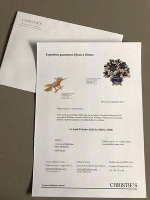 Achat Or & Vente d'Or Nîmes - Journée expertise de bijoux Achat Or & Vente d'Or Nîmes - Journée expertise de bijoux 8 octobre 2020