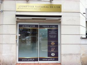 Comptoir National de l'Or Antony