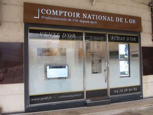 Achat Or & Vente d'Or Valence 26000 Rachat d'Or à Valence Comptoir National de l'Or de Valence