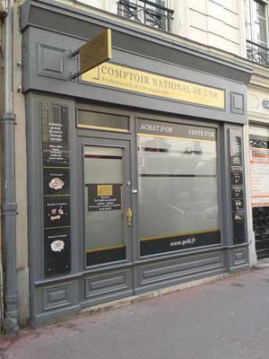 Comptoir National de l'Or de Levallois Perret Comptoir National de l'Or de Levallois Perret