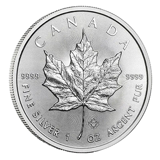 Maple Leaf 1 Oz 2020
