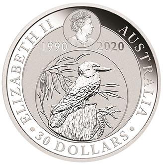 Kookaburra 1kg 2020