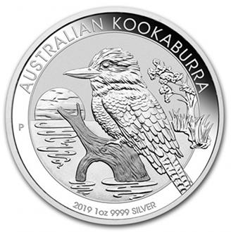 Kookaburra 1 Oz 2019