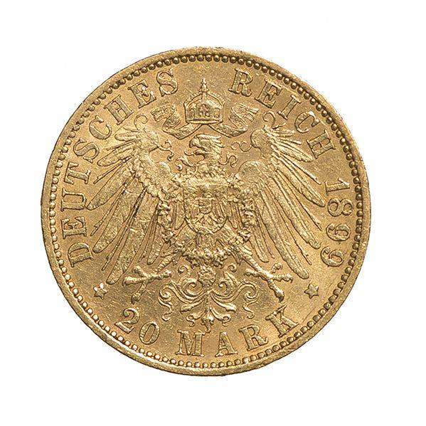 Reichmark en Or