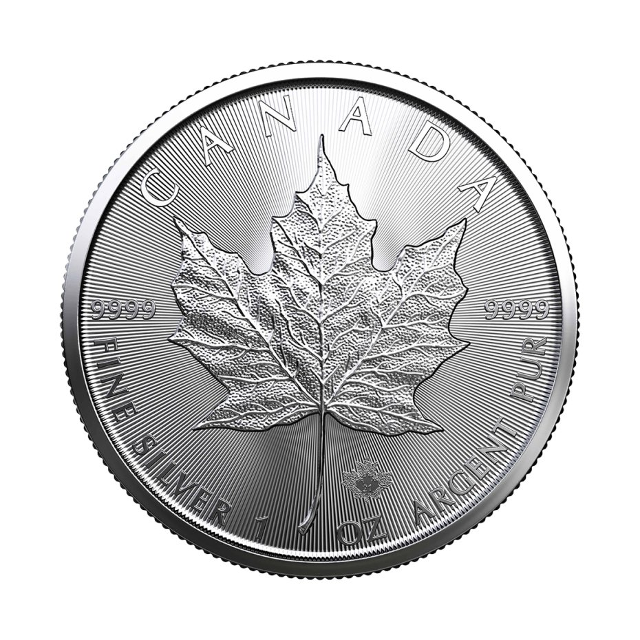 Maple Leaf 1 Oz 2021
