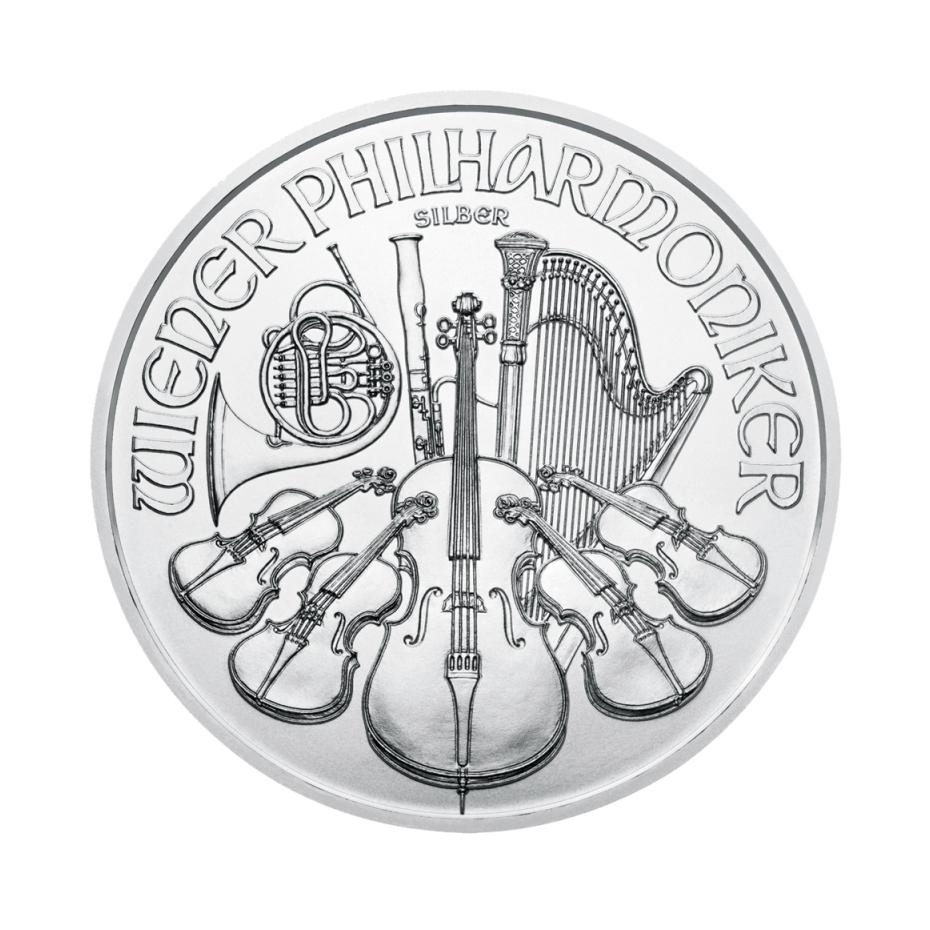 Vienna Philharmonic 1 Oz 2021