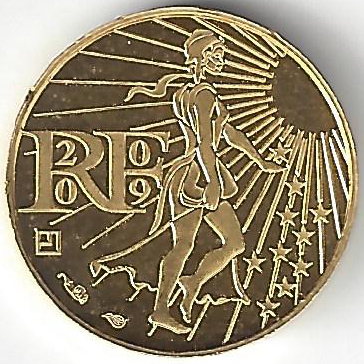 100 Euros en Or
