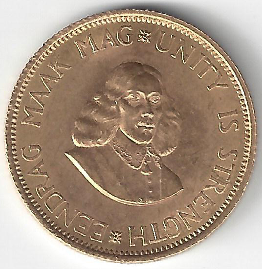 2 Rand en Or