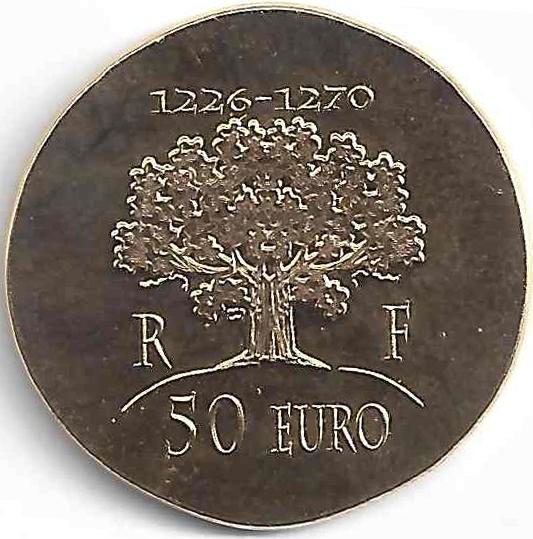 50 Euros en Or