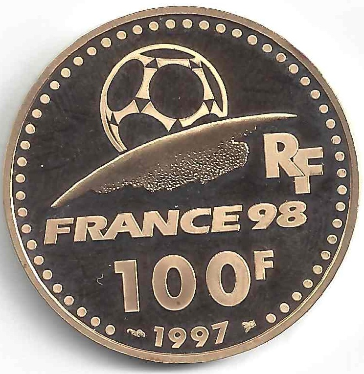 France 98 Asie en Or