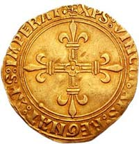Ecu d'or louis XII en Or