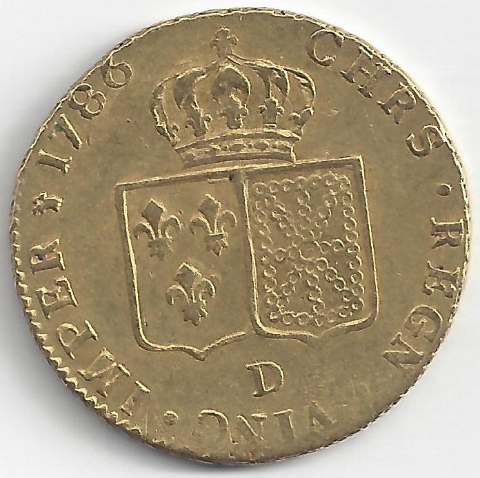 Louis XVI en Or