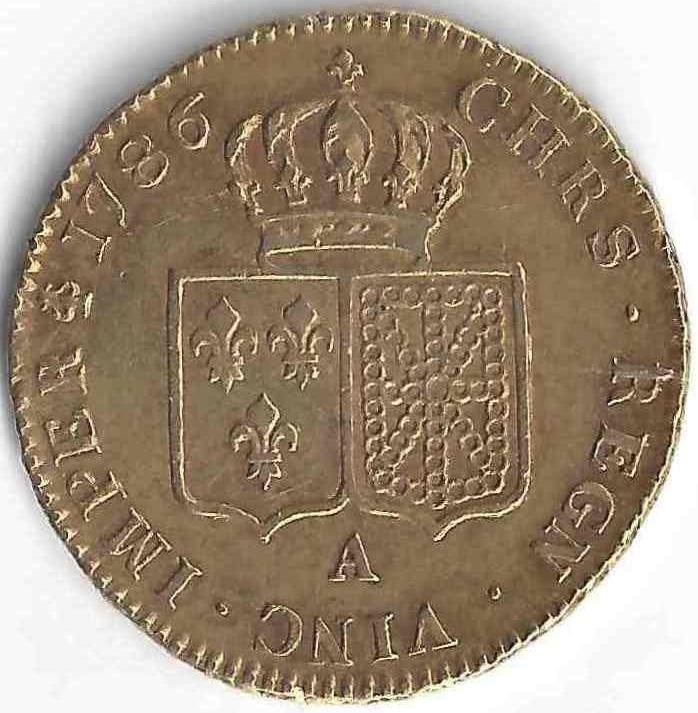 Louis d'Or XVI en Or