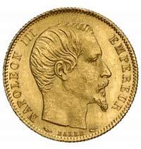 Napoléon 5 Frs Or en Or