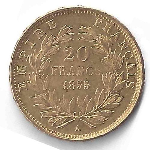 Napoléon III en Or