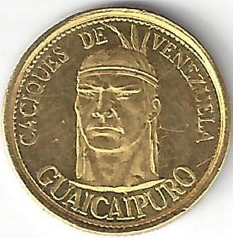 Guaicaipuro en Or