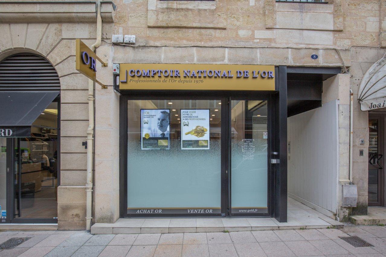 Nos meilleurs comptoirs d'achat d'Or à proximité de Le Bouscat (33700)