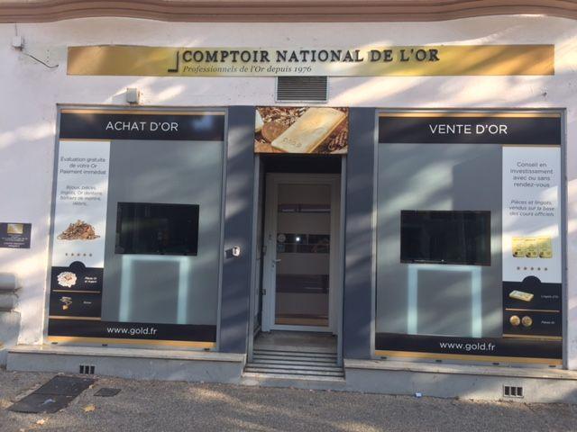 Notre meilleur comptoir d'achat d'Or à proximité de Saint-Estève (66240)