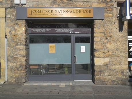 Nos meilleurs comptoirs d'achat d'Or à proximité de Thonon-les-Bains (74200)
