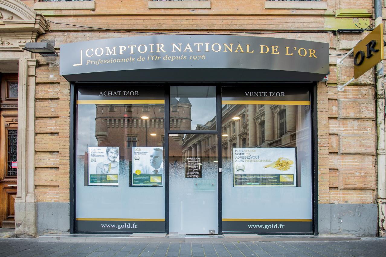 Nos meilleurs comptoirs d'achat d'Or à proximité de Montauban (82000)
